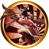 Blood Moon Akali Icon by ElementaryStorm