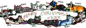 Merry Christmas To You All by dRaWiNgWiThHeArT