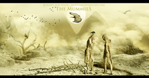 The Mummies by GeneRazART