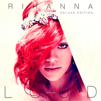 CD|Loud Deluxe Edition|Rihanna. by Heart-Attack-Png