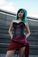 Londinium corsets stock 49 by Random-Acts-Stock