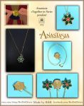 Anastasia - Together In Paris - Necklace by Rei-Doll