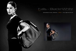 Faiis - Black n White V:4.0 by faiis