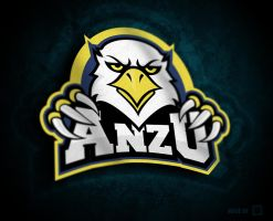 Logo ANZU by MYeSportdesign