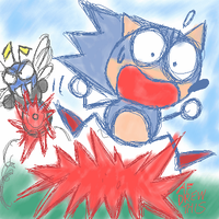 Welcome to Sonic Land by GagaMan