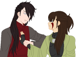 Pairing Contest Entry - One Hundred Seventy Eight by kuloi-no-chloe