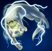 White Lightning by Arcticwaters