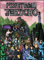 Fireteam Jericho by Arteses-Canvas