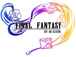 My PnP Final Fantasy Logo by Anararion
