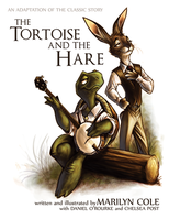 The Tortoise and the Hare by Katmomma