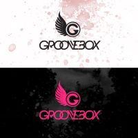 Logotipo Groovebox by frankgarzia