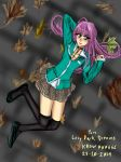 Rosario + vampire - lucy-dark-dreams by krow000666