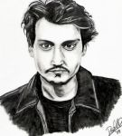 Johnny Depp by Romi07