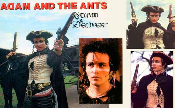 Adam Ant - Reference by Shannanigan
