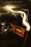 A Summer Storm Warning Has Been Issued by KingGiantess
