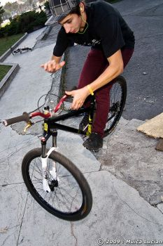 Barspin by Lulubike