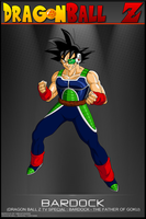 Dragon Ball Z - Bardock by DBCProject
