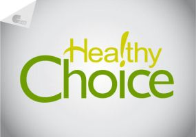 Healthy Choice Logo by jmillgraphics