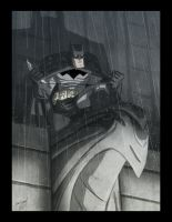 The Batman by OtisFrampton