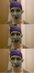 Daughter of Space-makeup test part 5 by Emmi-Kat