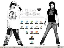 Billa und Tomi Kaulitz screen by XBrokenDownBeauty