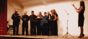 Penarth Community Choir by Kevin-Welch