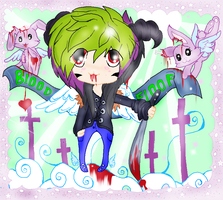 BOTDF welcome to my wonderland by XxsilvixX