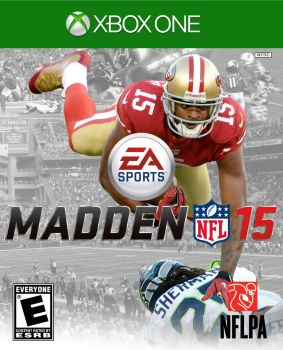 Madden15 XBOX ONE Crabtree/Sherman by viznix