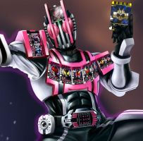 Final Kamen Ride: Decade by Kai-the-Hedgehog1990