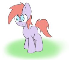 Cant Think Of A Name For This Little Pone by OAquaO