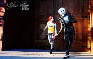 Nightmare Before Christmas: Love in the Nightmare by in-ciel