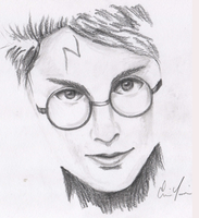 Harry Potter by inoceze7