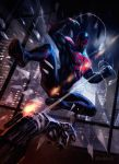 Spider Man 2099 by dleoblack