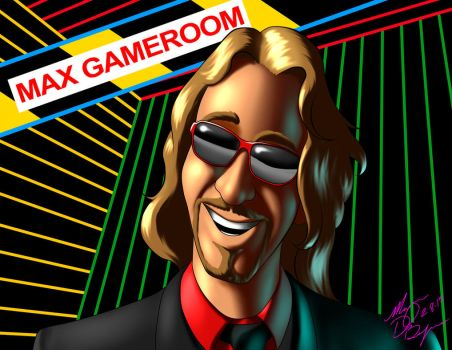 MAX GAMEROOM by Digi-Ink-by-Marquis