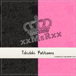 Tokidoki Patterns by xxmsrockxx