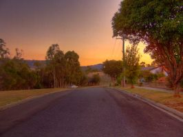 Street HDR by Grayda