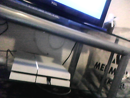 this is my ps4 whited by kari5