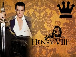 The Tudors Henri VIII by Sturm1212