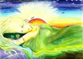 Mother of the Earth by Luisabel123