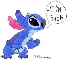 stitch is back by MetaDragonArt