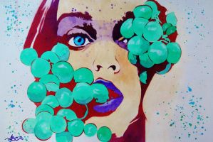 Let Her Eat Grapes 2 by abcartattack