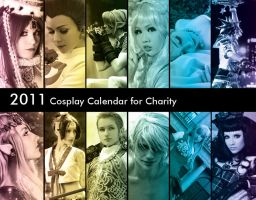 2011 Cosplay Calendar by parisi