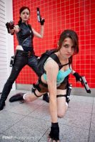 Lara Croft and The Doppelganger 2 by Athora-x