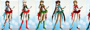 Sailor Nations by Super-Sailor-Star