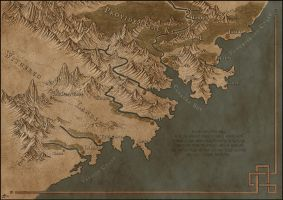 The Withered Lands of Markand by Jamatra