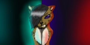 Two sides to every person by wolfheart5