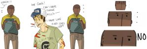L4D2: COACH THE HELPFUL by HYUMAN