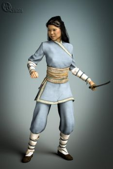 Mei Ling (custom made) by HiQ-Visions