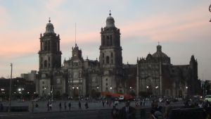 Catedral Metropolitana DF 2012 by MexEmperorRamsesII
