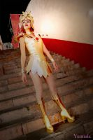 Sailor Galaxia sm stars by Yunnale
